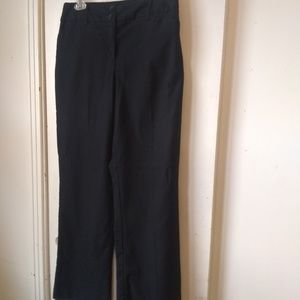 6addb323fd Dress barn ladies black dress pants sz 10